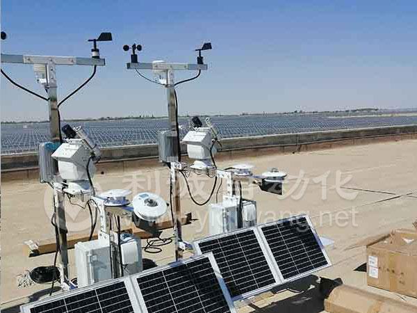 光伏检测气象站自动气象站