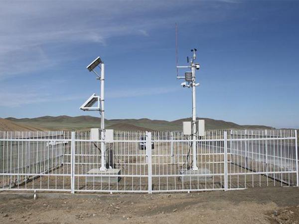 六要素一体式微气象站