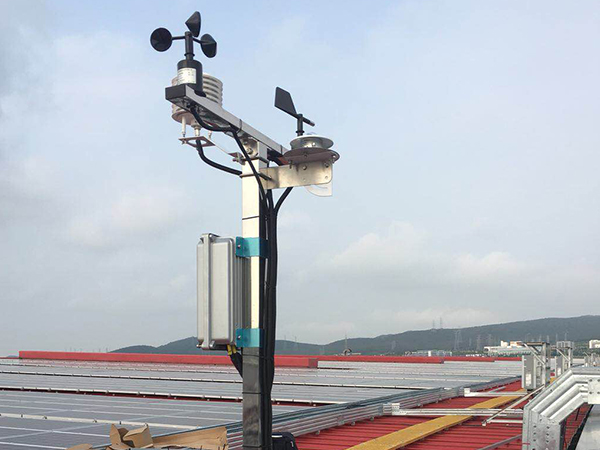 小型气候监测仪