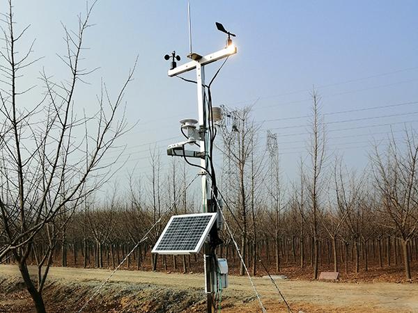校园环境气象站